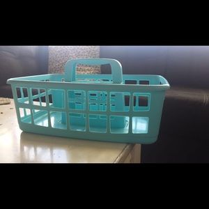 Other - Blue shower caddy